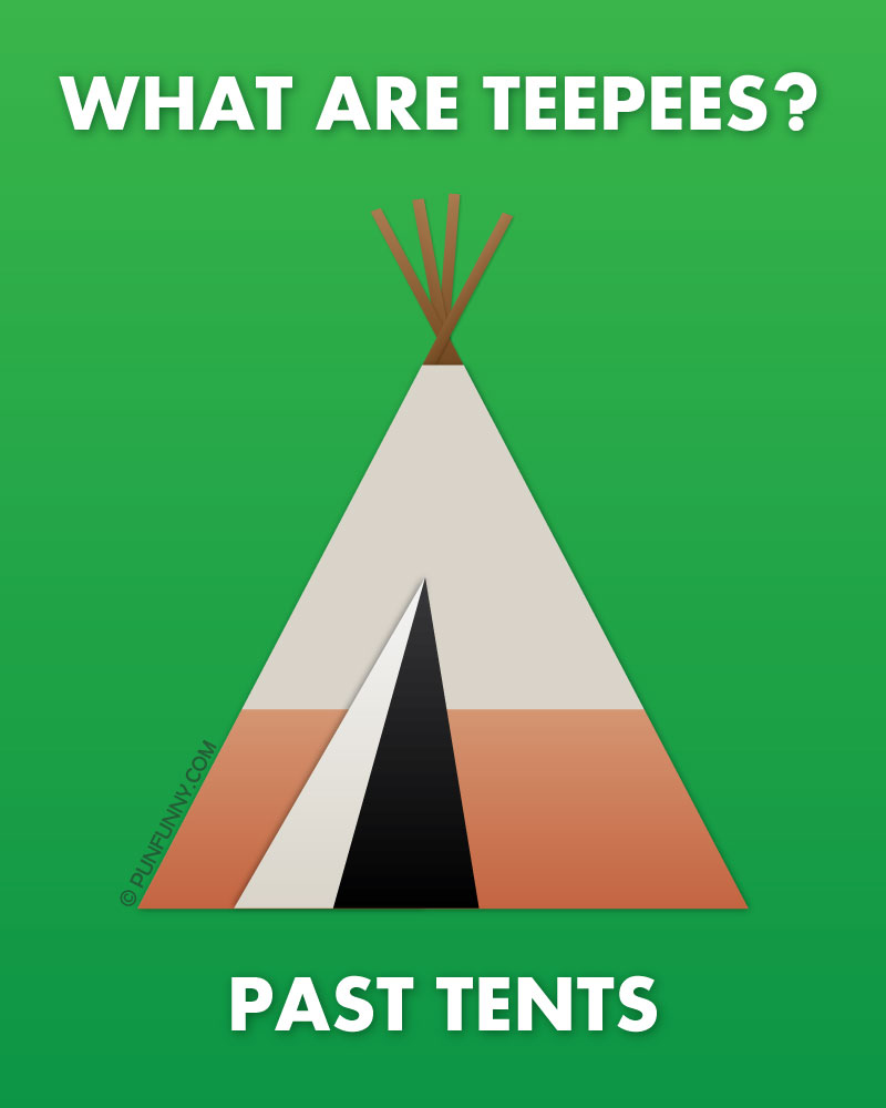 Answer Past tents  sc 1 st  Cool Pun Discovery Engine : past tent - memphite.com