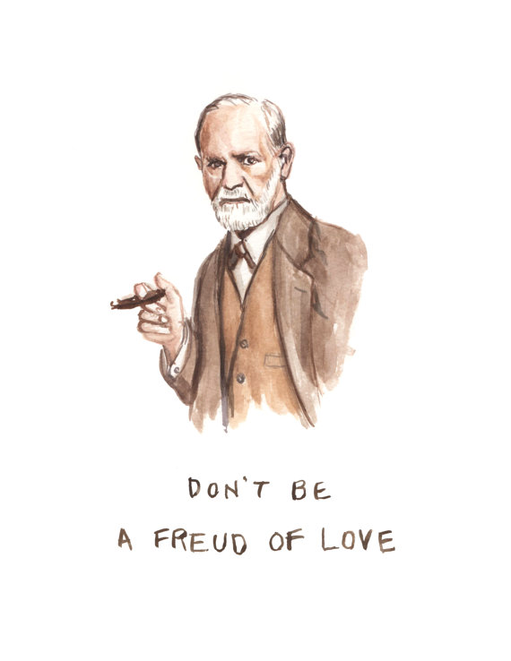 an analysis of the freud and happiness topic Sigmund freud's psychoanalytic theories have freud and the church summarizes this freudian analysis of our psychological need for god in the face of.