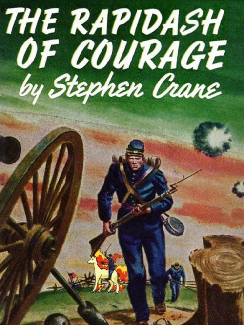 a book report of stephen cranes the red badge of courage
