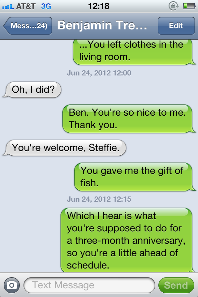 Flirty Text Messages For Dating