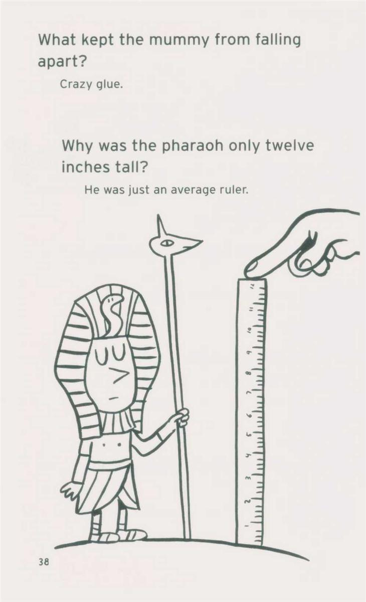 Funny Pictures About Egypt: Egypt Puns