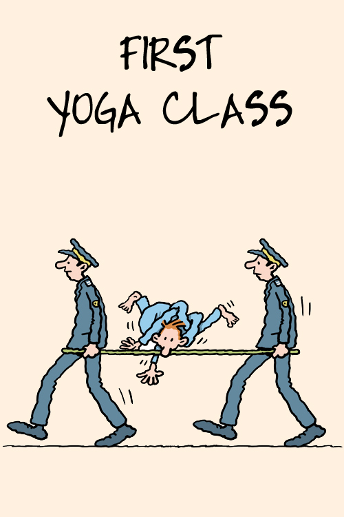 Yoga Class Fun C Oon Those Vent Need Dusting Left First