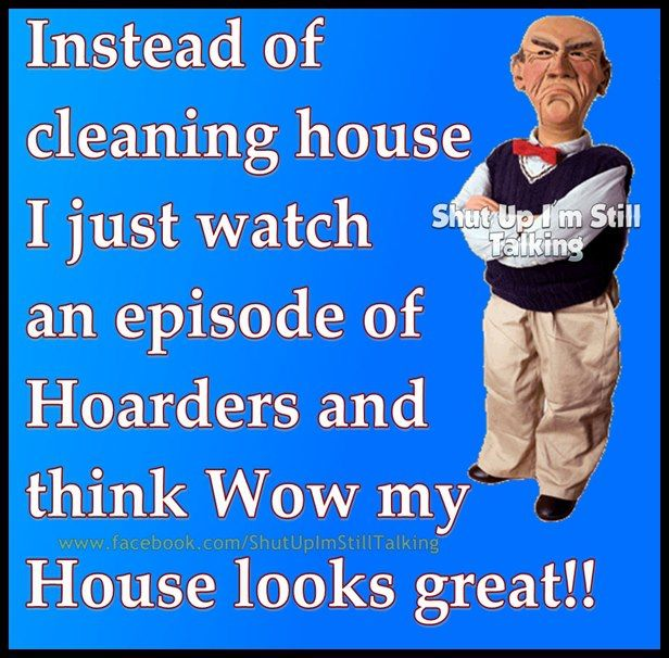 House cleaning Puns
