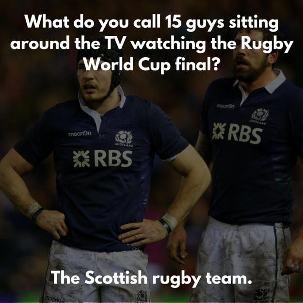 Rugby Puns