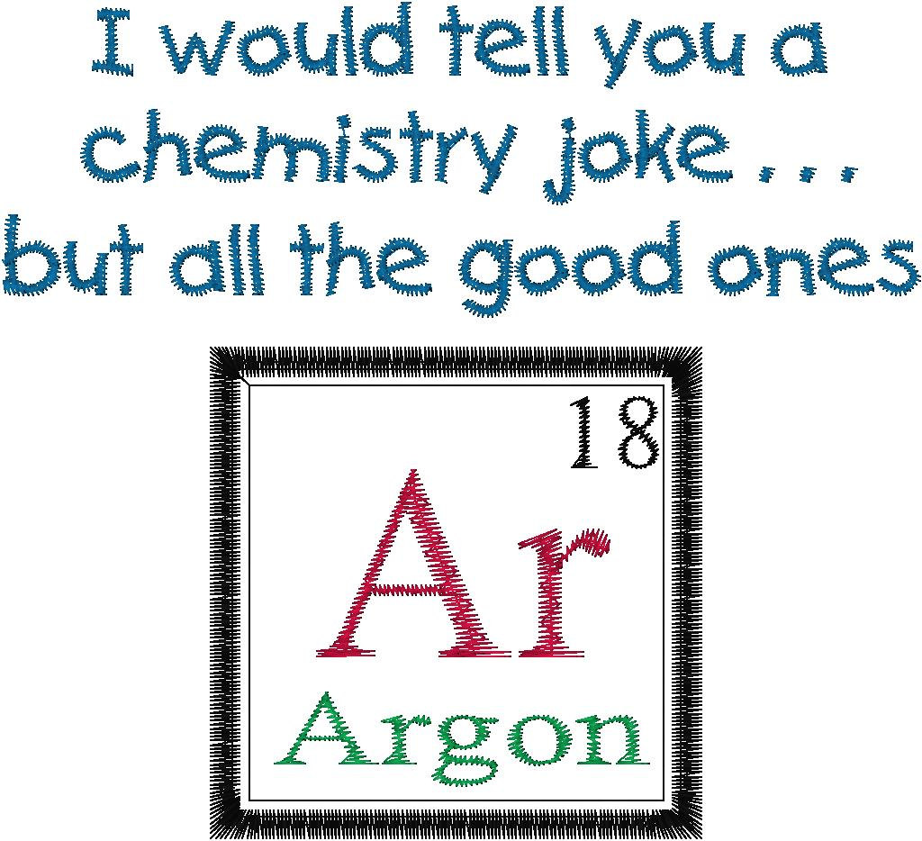 Chemistry Periodic Table Puns