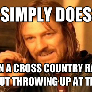 Cross country Puns