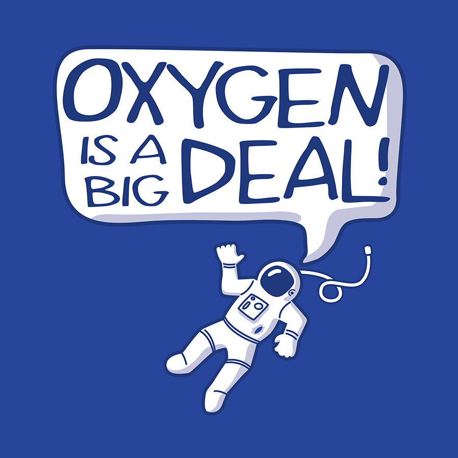 Oxygen dating