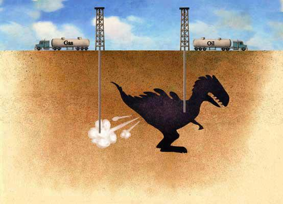 Oil and gas Puns