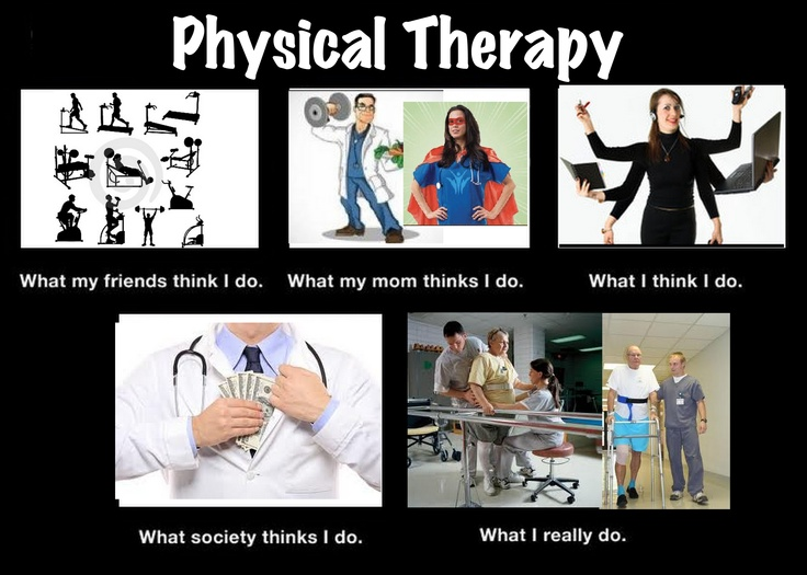 Physical Therapy Puns