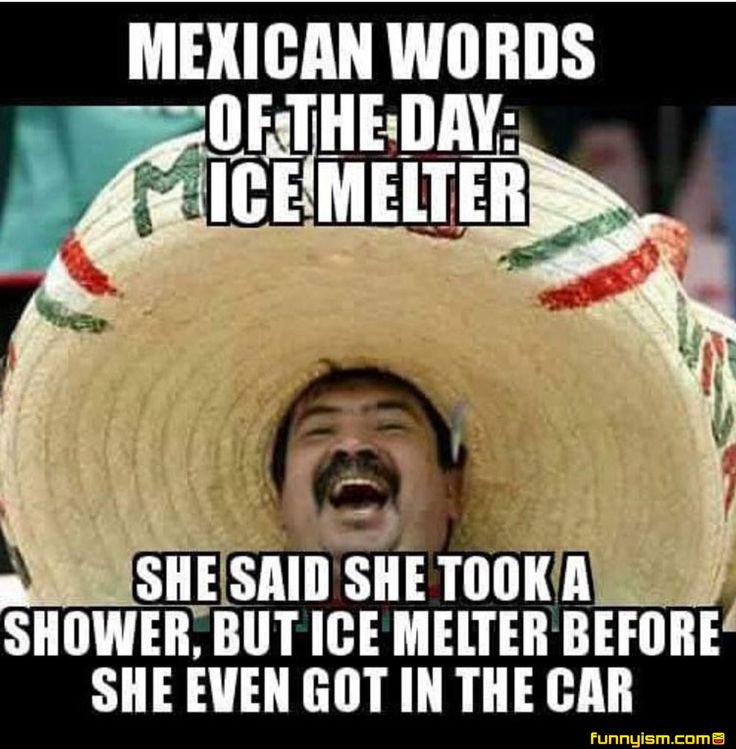 Funny mexican Puns