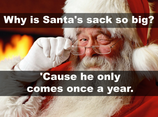 What's The Dirtiest Christmas Joke You Can Think Of