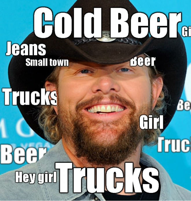 Country Music Puns